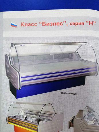 Холодильная витрина ТехноХолод