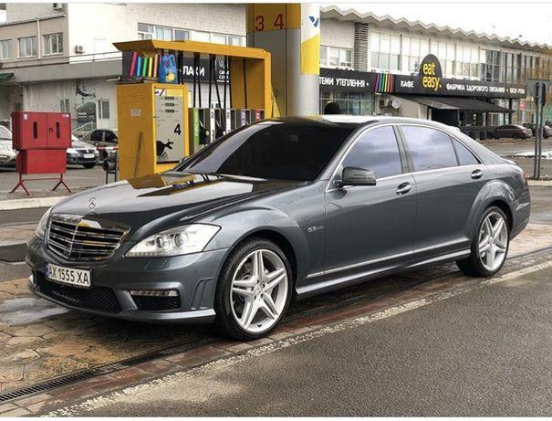 Mercedes-Benz S 500L 4 matic