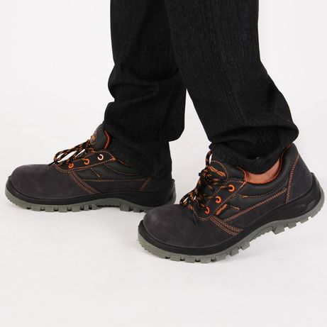 Sapato de proteção (camurça)