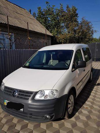 Продам Volkswagen Caddy
