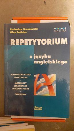 Repetytorium z języka angielskiego Brzozowski R.