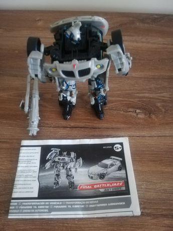 Transformers finale battle jazz