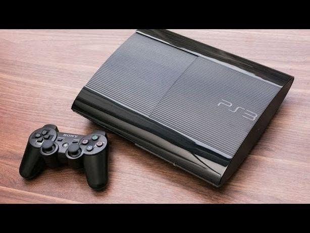 Konsola PlayStation 3 PS3 przerobiona cobra