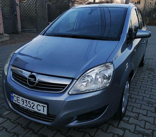 Opel zafira B 2008 р.