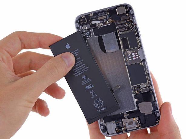 Батарея iPhone 7, 8 Plus, 5, X, XS з заміною АКБ, батарея