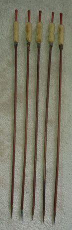 Flechas arco