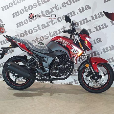 Мотоцикл Geon CR6 250 В НАЯВНОСТІ стрит Геон дорожній