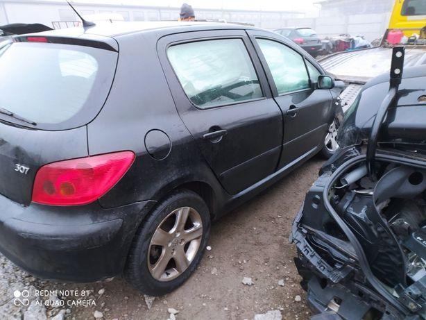 części drzwi klapa zderzak Peugeot 307 EXLD