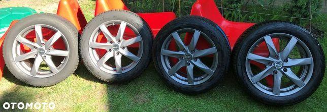 KOŁA FELGI- ProLine  BX100 5x120 7.5x17 ET38 MATT GREY - BMW 3 + Nokian WRD4 225/50R17 XL (M+S)