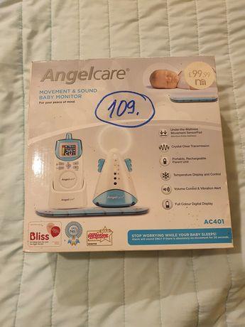 Niania z monitorem oddechu Angelcare AC 401