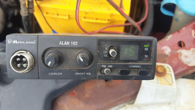 Рація Midland Alan 102