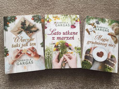 Książki Gabriela Gargaś