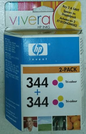 Tinteiros HP 344 e 45
