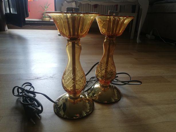 Lampka, lampa szklana