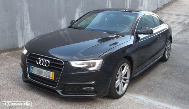 Audi A5 2.0 TDi Multitronic Business Line Sport