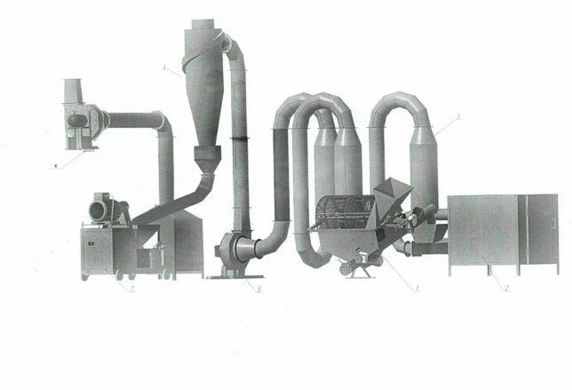 Продам виробництво паливних брикетів Pini Key (Піні Кей)