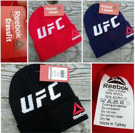 Шапка кепка Reebok UFC CrossFit