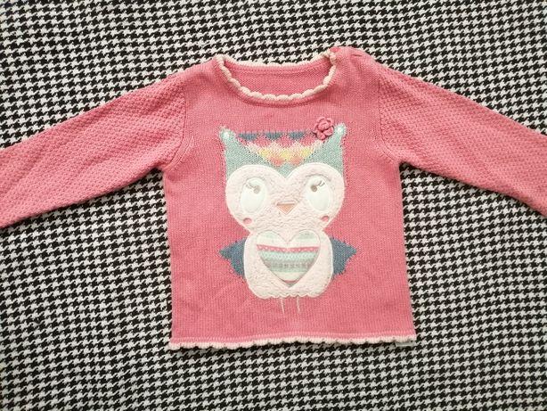 Sweterek dziewczecy GEORGE