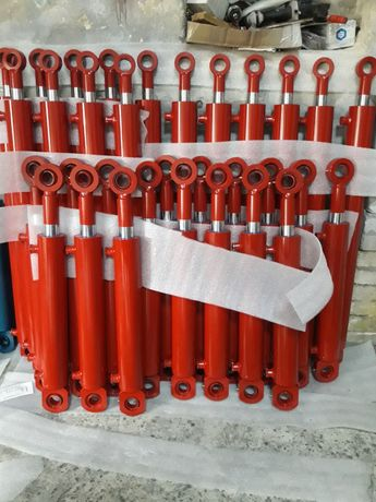 Гидроцилиндр на погрузчик КУН любых размеров в наличии по низким цена