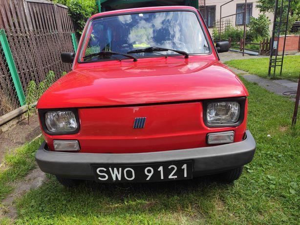 Fiat 126p 1998 przebieg 30 000