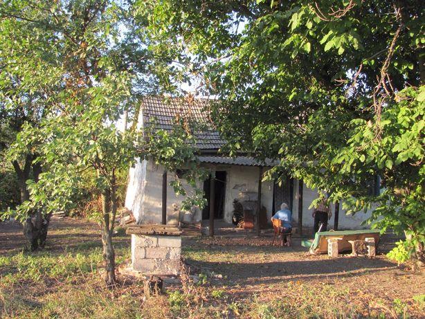 Продам участок земли с домом, с. Валерьяновка, Донецкая область
