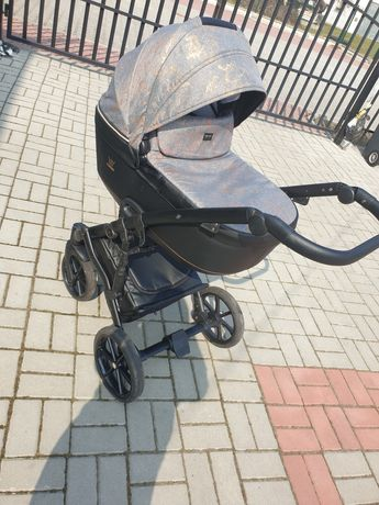 wózek tako corona 3w1 adaptery fotelik maxi cosi
