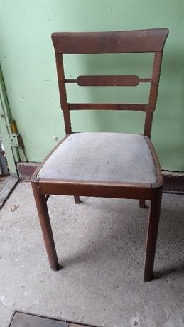 Krzesła do renowacji z drewna