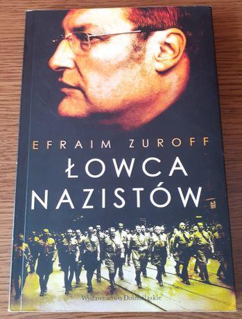 Książka Łowca nazistów - Efraim Zuroff - nowa!