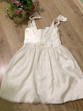 Платье нарядное 7-9лет