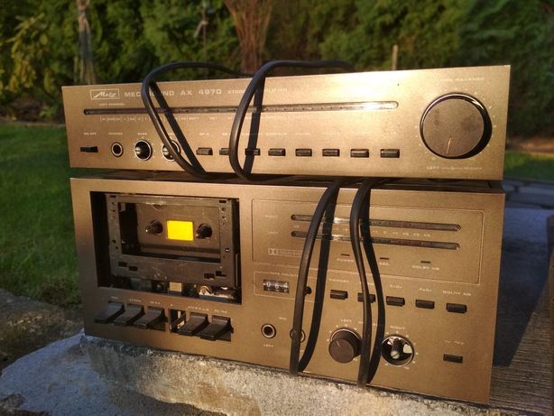 Magnetofon deck Metz
