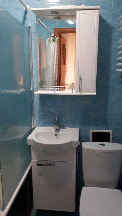 Раковина, тумба і шафка з дзеркалом до ванної кімнати Самбор - изображение 1
