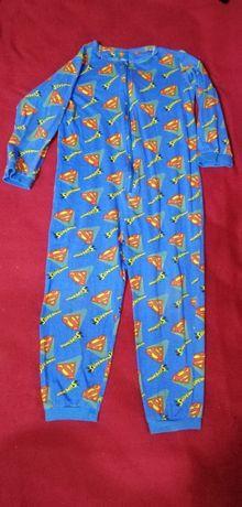 Комбинезон человечек пижама spider-man 100% коттон 8-9л