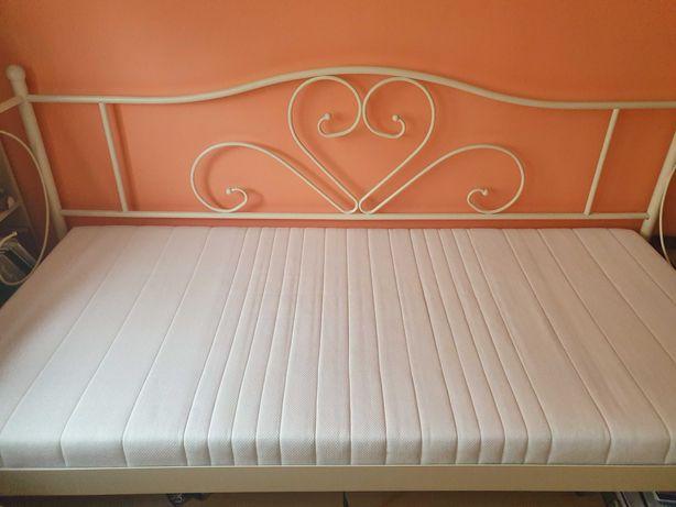 łóżko i materac komplet