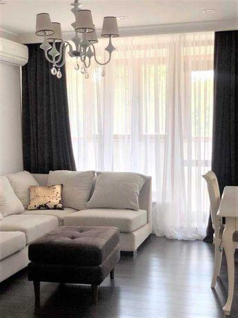 Шикарная квартира у парка Победы с ремонтом, мебелью и техникой!