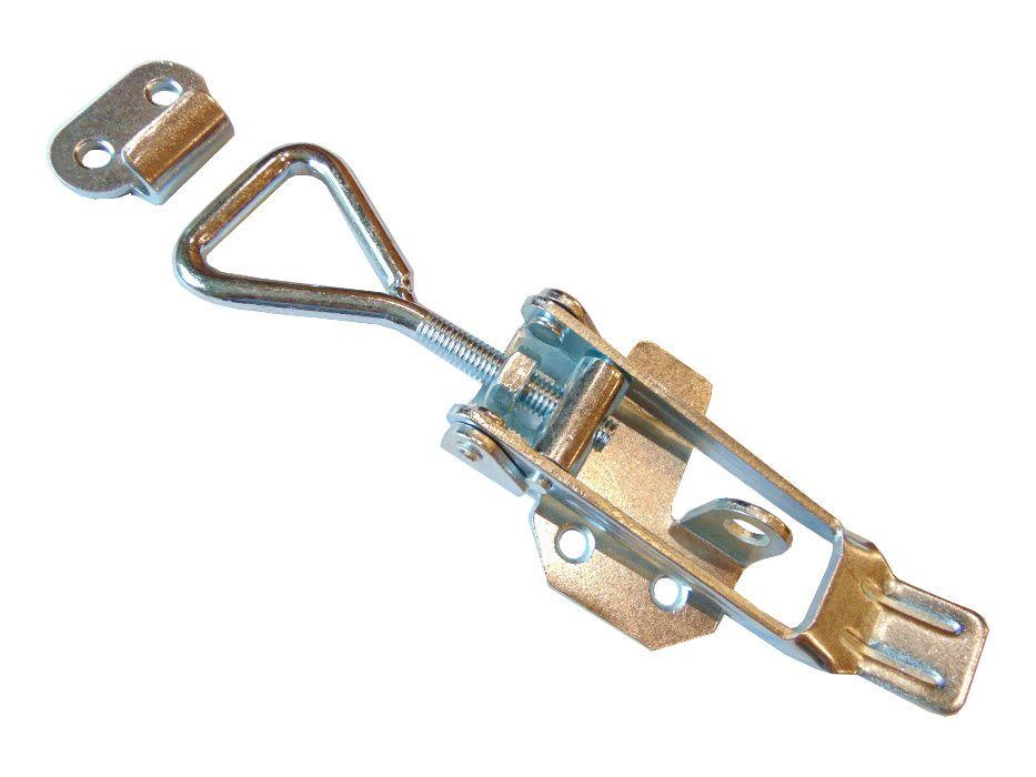 Zamek burty spinacz z regulowanym uchwytem opcja na kłódkę nowy model Kutno - image 1