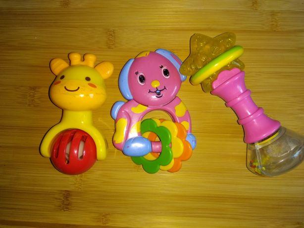 Дитячі іграшки в коляску детские игрушки в коляску