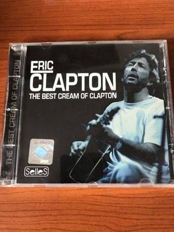 ERIC CLAPTON The best cream of Clapton