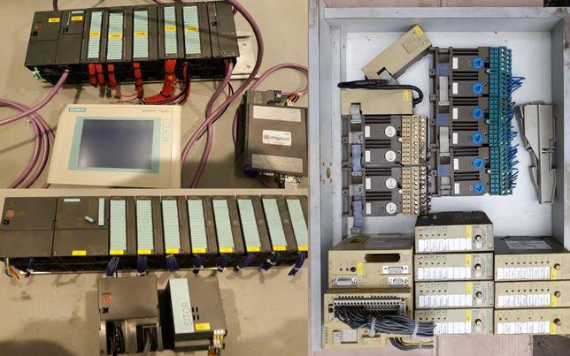automatyka i sterowniki Siemens Simatic S5,S7, Allen Bradley, ABB Uras