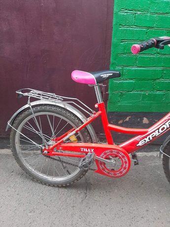Велосипед Expioner 5-8 лет