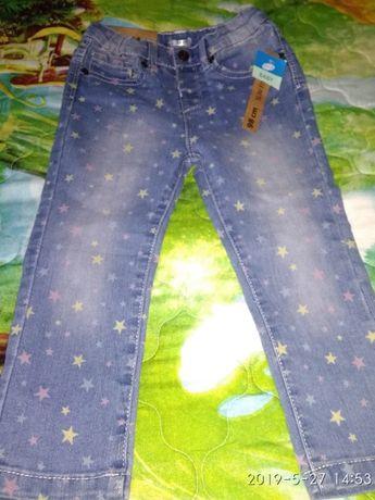 Продам джинси на дівчинку.Фірма Pepco (Чехія)