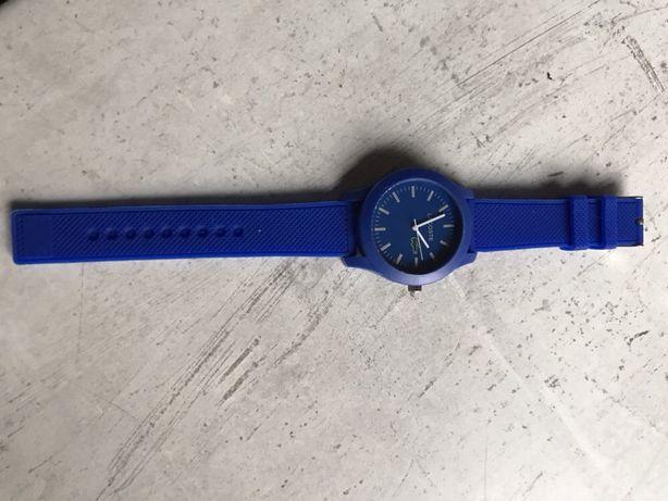 Lacoste zegarek granatowy