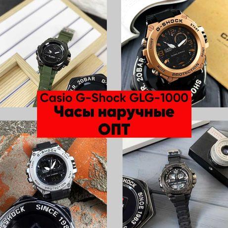 Популярная модель Casio G-Shock GLG-1000. ТОП продаж Украины