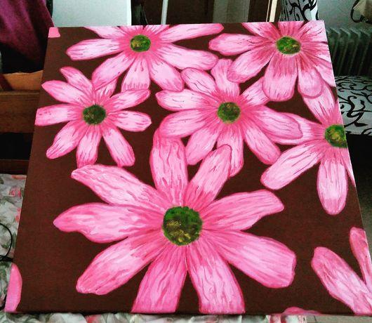 Quadros originals pintados a mão para decoraçao