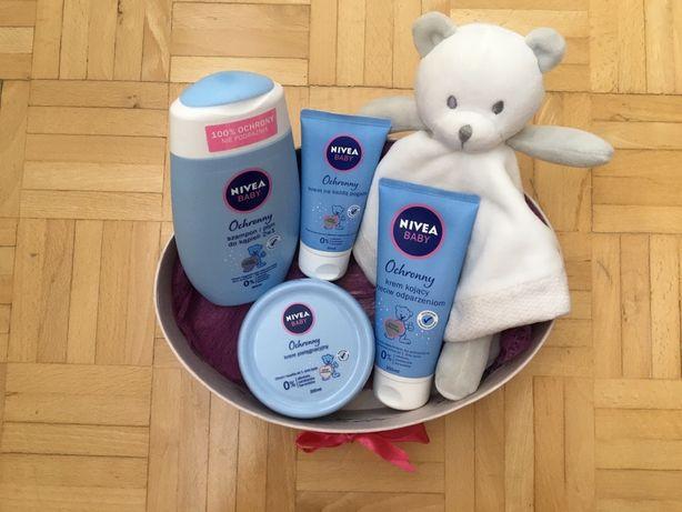 Zestaw kosmetyków dla niemowląt i dzieci Nivea Baby