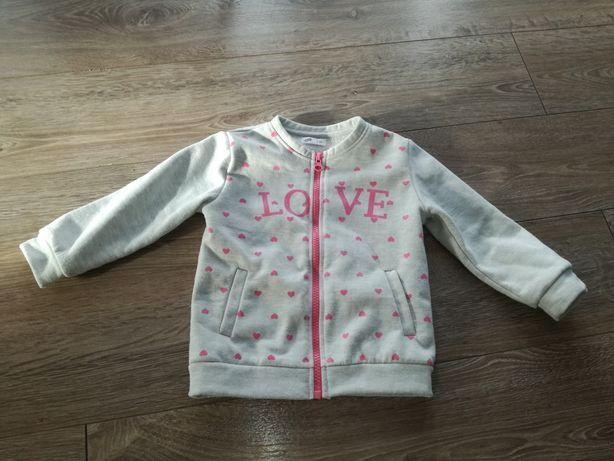 Bluza dla dziewczynki Pepco 86