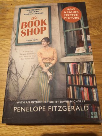 """Penelope Fitzgerald """"The book shop"""""""