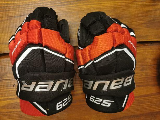 Rękawice hokejowe dziecięce BAUER