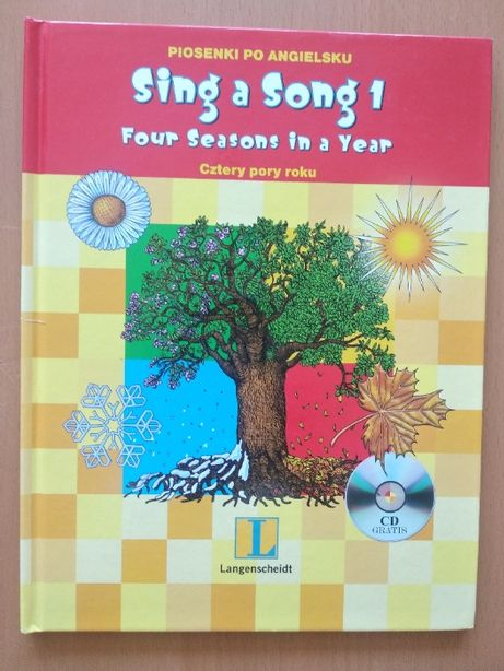Sing a Song 1. Piosenki po angielsku