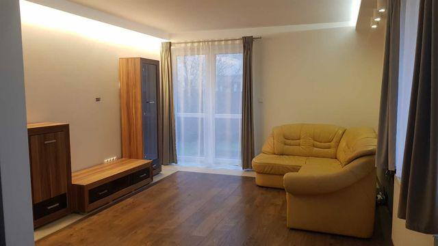 Przytulne przestronne mieszkanie, dwa pokoje 47,5m2 z ogródkiem