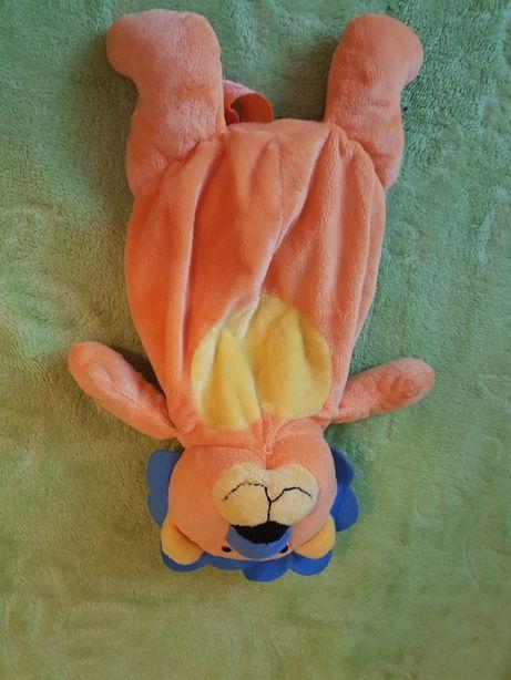 Plecak Misiak dla dziecka